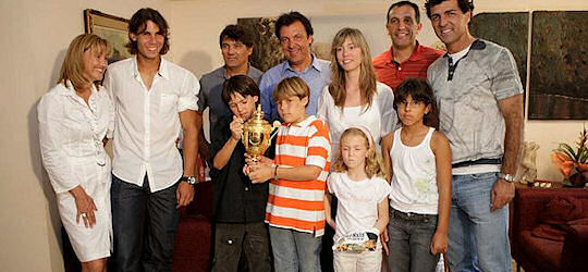 nadal family Gallery